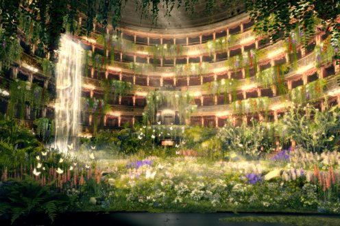 Teatro alla Scala, Milano - Animation