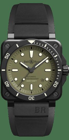 BR03-92-Diver-Ceramic-Military-Face