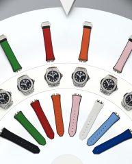Big Bang One Click 33mm - colored bracelets