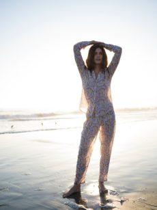 Elisa Sednaoui for Antik Batik by Chris Singer photography in Los Angeles, @chrissingerme Chris Singer