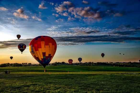 adventure air aircraft balloon