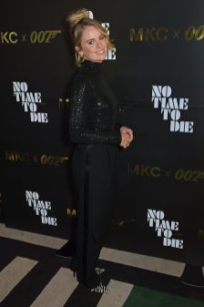 LONDON, ENGLAND - SEPTEMBER 29: Cressida Bonas attends a private screening of 'No Time To Die' hosted by Michael Kors in celebration of the Michael Kors Bond 007 Capsule Collection partnership, at the Everyman Chelsea on September 29, 2021 in London, England. (Photo by David M. Benett/Dave Benett/Getty Images for Michael Kors)