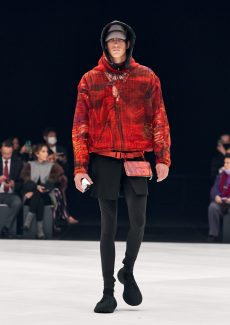 GIVENCHY S22 LOOK 55