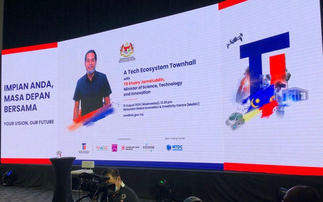 "Luxtag Attended Malaysian ""National Technology & Innovation Sandbox"""