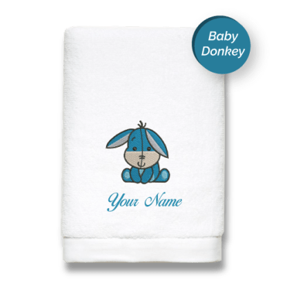 special-edition-baby-donkey-luxurious-towels