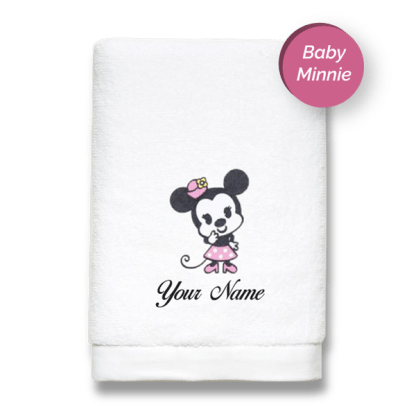 special-edition-baby-minnie-luxurious-towels