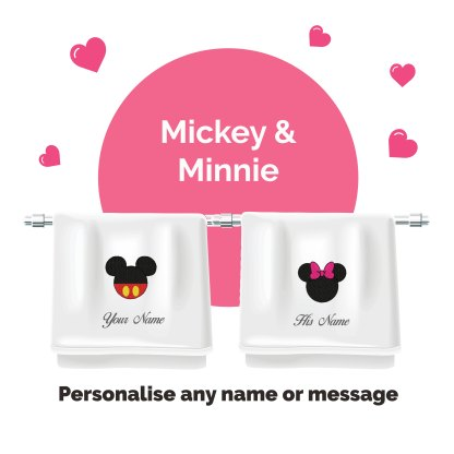 couple-edition-mickey-minnie-luxurious-towels