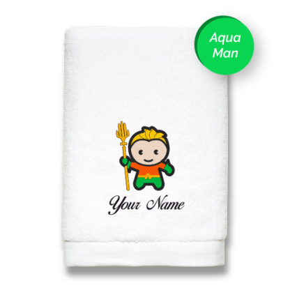 superhero-edition-aquaman-luxurious-towels