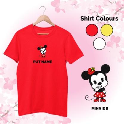 MICKEY-edition-luxurious-shirt-MINNIE-B-MASTER