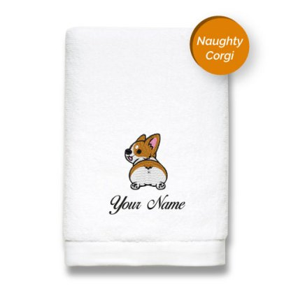 dog-edition-luxurious-towels-NAUGHTY-CORGI