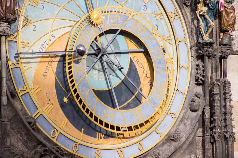 Prague's Astronomical Clock - The World's oldest clock still working over 600 years later.