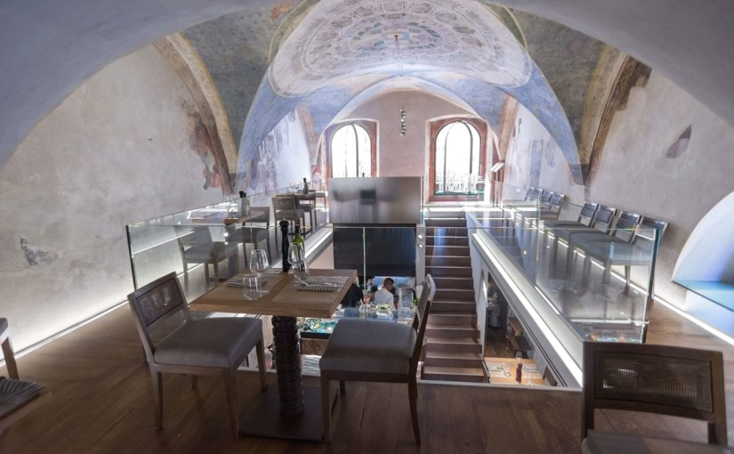 Fishing Lab Alle Murate Best Restaurant In Florence Italy