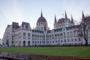 Hungary Parliment Building