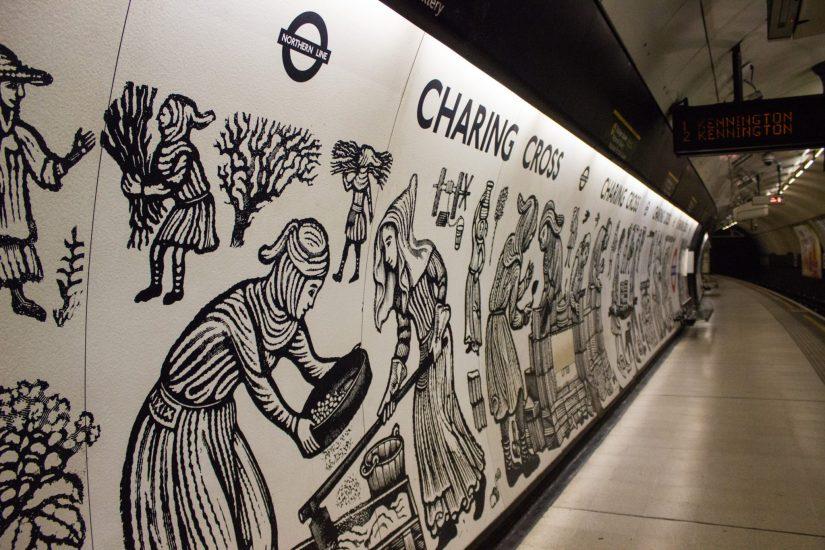 London-Underground-Charing-Cross-Station
