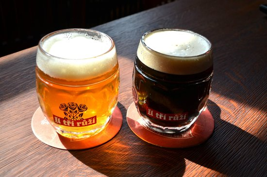 u_tri_ruži_Czech_beer