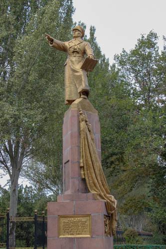 Monument in Bishkek