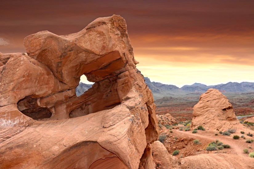 Valley of Fire Navada