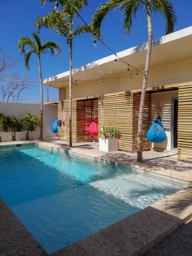 BoHo Boutique hotel in Tamarindo