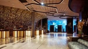 The Hub Lobby