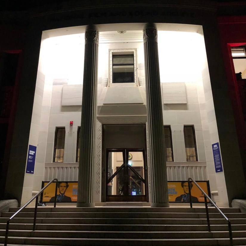 National-Film-and-Sound-Archive-Canberra