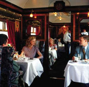 Put your 'Glad Rags' on and have a memorable experience with Orient-Express 2