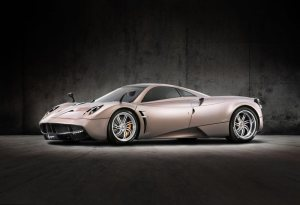 Luxurious features the Pagani Huayra Page 2 3