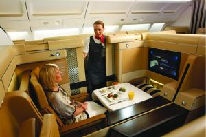 Etihad Airways, the national airline of the United Arab Emirates, plans to transform inflight dining this year, with the introduction of qualified international Chefs