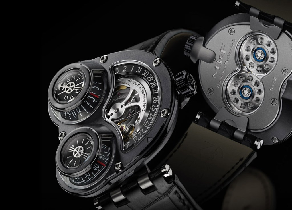 MB&F HM3 Frog ZR
