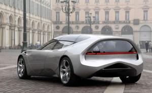 Pininfarina Sintesi Exterior design