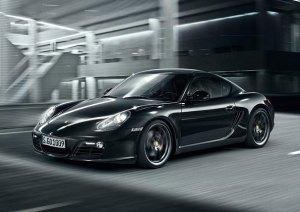 Cayman S Black Edition from Porsche 2