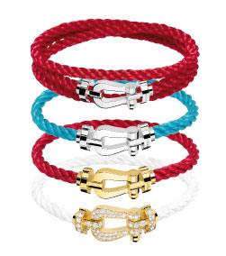 FRED FORCE 10 CORDERIE BRACELETS