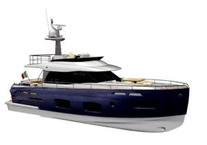 Azimut Yachts launch the Magellano Collection at Beirut Boat 2011