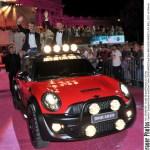 Canadian designer duo DESQUARED unveil their exclusive Life Ball MINI 2011