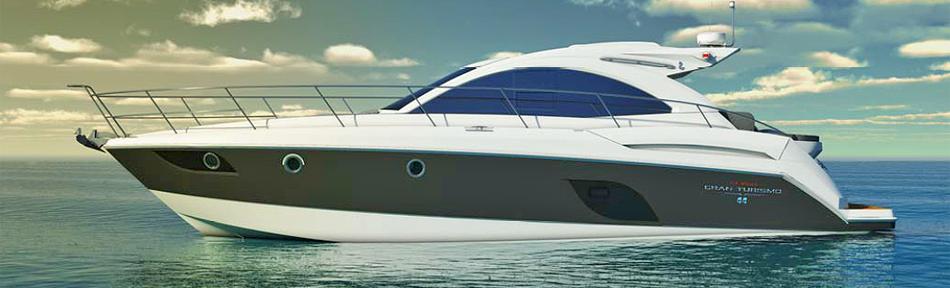 Beneteau Flyer Gran Turismo - Power of seduction, the Express Cruiser's way!