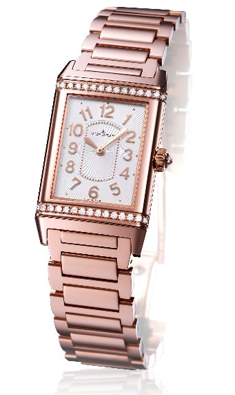 The new Jaeger-LeCoultre Grande Reverso Lady Ultra Thin Reverson watch
