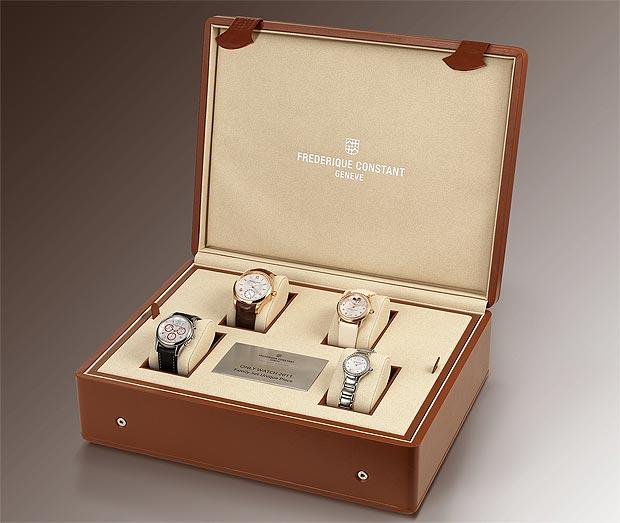 Frederique Constant 18K pink gold Maxime Manufacture Automatic wrist watch