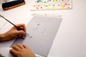 Conveying... the spirit of artistic craftsmanship that inspires Van Cleef & Arpels' unique expertise.