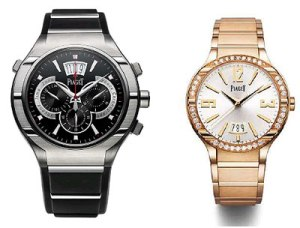 The new 2011 Piaget Polo watches and Polo FortyFive range of watches 2