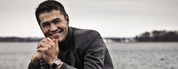 Krzysztof Holowczyc - Atlantic Watch Ambassador