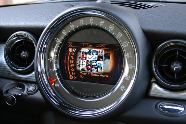 Mini Launches the Next Wave of In-Car Entertainment with award winning MOG music service