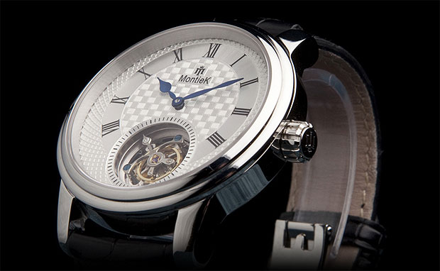 Dutch Watch Brand MontieK introduce Tourbillon watches from just €1400