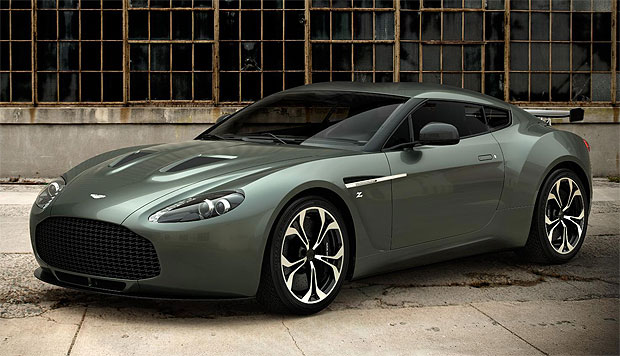 The new Aston Martin V12 Zagato will debut at the Kuwait Concours D'elegance.
