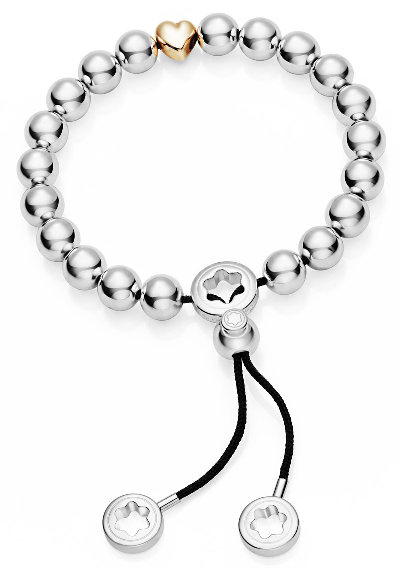 The Montblanc Valentines Bead Bracelet an Expression of