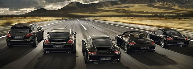 Record sales in 2011 for Porsche in Asia Pacific with 3,930 vehicles sold