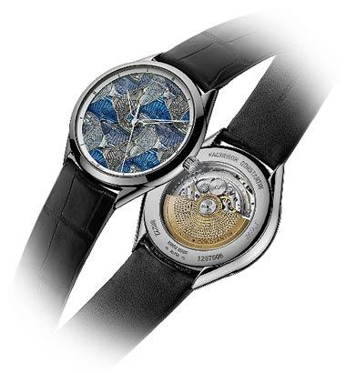 Vacheron Constantin Métiers d'Art Les Univers Infinis wrist watch