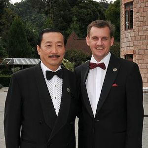 Tan Sri Dato' Seri Vincent Tan is a man with a vision who realized and capitalized on the increasing demand of the world market for a health-conscious lifestyle and healthier, preferably organic, foods through other venues as well.