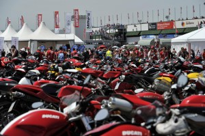 The countdown begins for the seventh edition of World Ducati Week 2012.