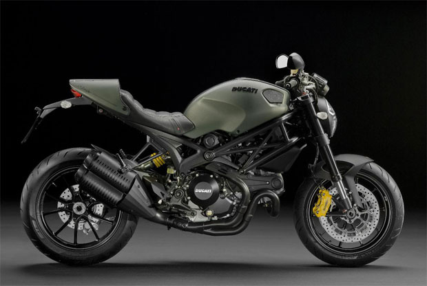 The Ducati Monster Diesel - Two Iconic Brands, One Brave Passion!