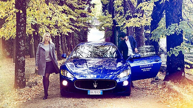 New Master Maserati Driving Courses 2012: When Performance Meets Emotions.
