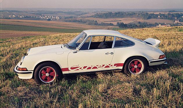 Porsche Classic showcases historic 911's at Techno Classica, the world's largest classic car fair.
